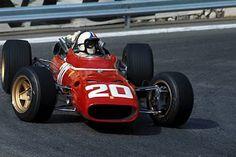 1967 Chris Amon, Ferrari 312