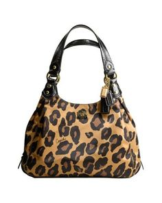 The Coach Maggie Madison Ocelot Animal Print Shoulder Bag is a top 10  member favorite on Tradesy. Save on yours before they re sold ... 866a0b6f4acf0