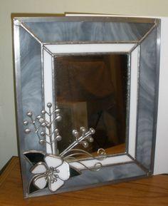Miroir vitrail par LittleBCollectables sur Etsy