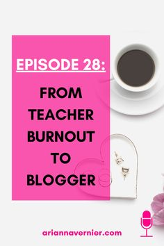 Becoming a work at home mom doesn't just have to be a dream. You can quit teaching for good and get started making money from home TODAY. On this episode of the Ditch the Classroom podcast, I'm sharing how one mom was able to leave teaching and replace her teaching income as a blogger while becoming a WAHM. If you're ready to ditch the classroom for good, spend more time with your kids, and become a freelancer and/or virtual assistant while working from home, then this is for you. Start A Business From Home, Work From Home Tips, Home Based Business, Make Money From Home, Business Tips, Make Money Online, How To Make Money, How To Become, Online Earning