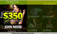 Gaming Club casino combines the high-quality excitement of Microgaming slots and…