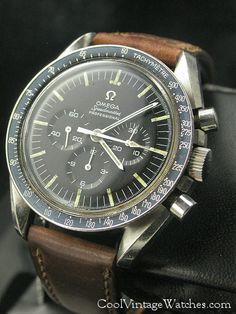 $3575 vintage Omega Speedmaster
