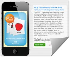 PCS Apps - for word scramble, vocabulary, flash cards, bingo, and memory games are available free.