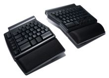 At CES 2014, the boutique keyboard maker unveils a new model aimed at those who want a split design for ergonomic reasons. Read this post by Stephen Shankland on CES 2014: Gadgets. via @CNET