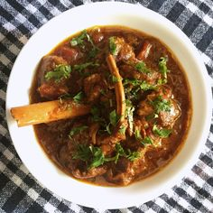 Muslim Mutton Curry recipe by Disha Khurana at BetterButter Lamb Recipes, Veg Recipes, Curry Recipes, Indian Food Recipes, Chicken Recipes, Cooking Recipes, Healthy Recipes, Ethnic Recipes, Keema Recipes
