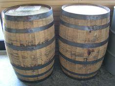 Kentucky Barrels - Whiskey Barrels for sale - Whiskey Barrels for rent…