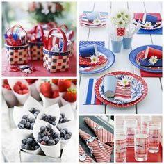 Image detail for -Easy {& Creative!} 4th of July Party Ideas // Hostess with the Mostess ...