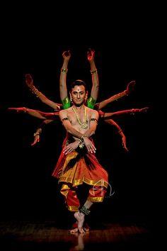 Praveen Kumar - Bharatanatyam