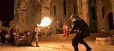 Rhodes island medieval festival
