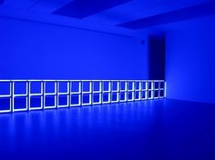 WE DARE SPEAK (A MOMENT ONLY): DAN FLAVIN — Designspiration