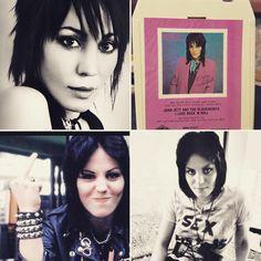 We Love Rock 'N Roll and Joan, too! Celebrate Joan Jett on 8-Track for Female Friday with 8trackparadise.com #femalefriday #joanjett #crimsonandclover #overandover #joanjettandtheblackhearts #8tracks #8trackparadise #rockon8track 8 Track Tapes, Joan Jett, Love Rocks, Classic Rock, Rock N Roll, Female, Celebrities, Lisa, Movie Posters