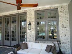 53 Ideas For House Plans Ranch Brick Exterior Makeover Exterior House Colors, Exterior Design, Interior And Exterior, Exterior Paint, Brick Exterior Makeover, Exterior Trim, Bungalow Exterior, Exterior Homes, Brick Design