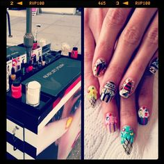 Hey NYC! Come celebrate our newly renovated Union Square store today and Saturday! See nail art demonstrations by Naomi Yasuda.