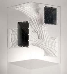 SOFTlab's ATRIUn model is on view through the month of October, as part of an ongoing exhibition featuring designs with Dekton. (Creative Wh...