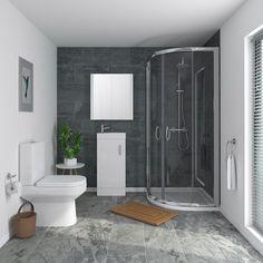 Adorable Bathroom Designs for Luxury Look!!  #BathroomFurniture  #BathroomVanity  #DIY #ModernHome #HomeImprovement #BathroomSolutions  #BathroomDesigns #HomeDecor