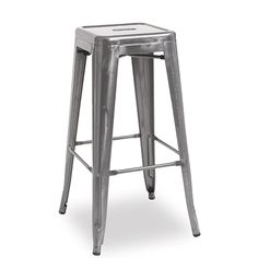 Metal Bar Stool - Pr