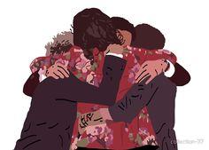 One Direction Group Hug 2015