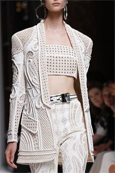 Balmain - Spring Summer 2013 Ready-To-Wear - Shows - Vogue.it