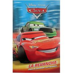 Disney Pixar Cars Giant Cloring Book