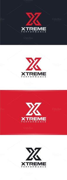 Xtreme - Letter X Logo: