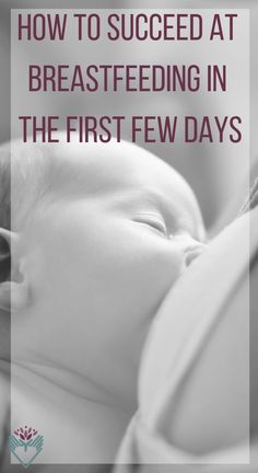 The first few days of breastfeeding are so important. If you are planning to breastfeed, be sure to try these tips to find breastfeeding success in the first few days. Lamaze Classes, Parenting Done Right, Pregnant Mom, First Time Moms, Breastfeeding Tips, Baby Hacks, Baby Tips, Infant Activities, Baby Sleep