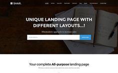 DOWNLOAD - Shar - Landing Page