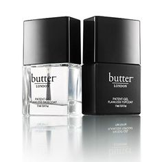 butter LONDON Patent-Gel Nail Top & Tails Set butter LONDON