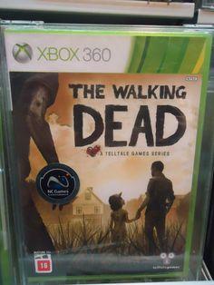 Game da série de tv, que originou-se do quadrinho, The Walking Dead.