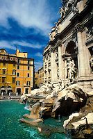 Trevi Fountain, Rome, Italy | Blaine Harrington III