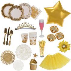 Beauty-beast-princess-Belle-Party-Supplies