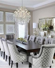 Dcor For Formal Dining Room Designs Decor Around The World. Dining Room Design Ideas With Brave Tone Decoration . Green Dining Room Curtain Ideas Biaf Media Home Design. Home and Family Dining Room Table Decor, Elegant Dining Room, Luxury Dining Room, Dining Room Walls, Dining Room Design, Dining Room Furniture, Dining Area, Formal Dinning Room, Dining Room With Buffet