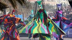 Photos of Mardi gras around the world Eye Candy at Nice, France Carnival Mardi Gras