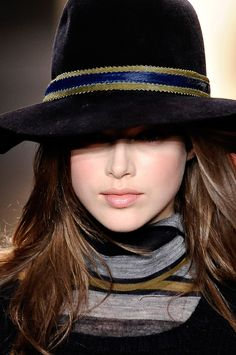 Tommy Hilfiger, the hat.