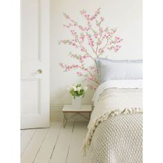 Flowering Branch Wall Decal.