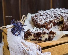 sbriciolata al cacao con ricotta Monkey Business, Biscotti, Cacao, Mani, Food And Drink, Sweets, Cooking, Desserts, Digger