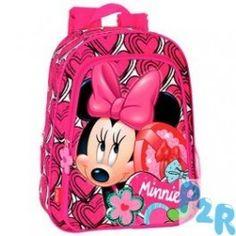 Mochila Minnie Disney Hearts