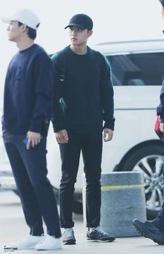 D.O | Incheon Airport 151017
