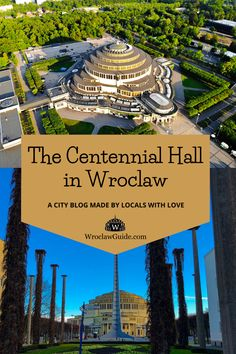 We show you all the UNESCO World Heritage Sites in and around Wroclaw, Lower Silesia, Poland. Hans Poelzig, Poland Travel, Medieval Town, Beautiful Buildings, Pilgrimage, World Heritage Sites, Angst, Berg, Travel Guide