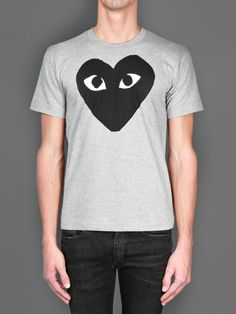Comme des Garcons Play Cotton T-Shirt