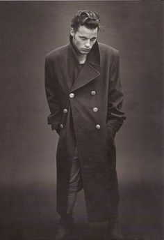 1994 - Dolce & Gabbana adv Justin Chambers by Mario Sorrenti