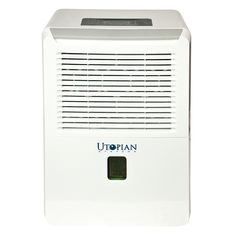 Utopian Systems Portable Dehumidifier, 60 Pint