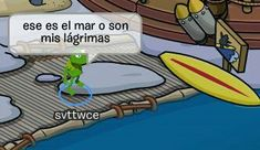 004 The post Capturas de Club Penguin. 004 appeared first on Gag Dad. Club Penguin Memes, Funny Penguin, Reaction Pictures, Funny Pictures, Random Pictures, Text Memes, All The Things Meme, Quality Memes, Meme Faces