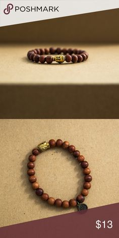 Golden Eagle Co 8mm Buddha Prayer Bracelet Limited edition Golden Eagle Co release  8mm beaded prayer bracelet graced with the presence of Buddha himself.  Ships same or next day via USPS Priority Mail from sunny Orlando, FL :)  Please Note these are ACTUAL PHOTOS of the product listed.   Reasonable offers are warmly welcomed & your purchase is greatly appreciated!   Poshmark Ambassador   4.9 Top Rated Seller   Top 10% Seller   Top 10% Sharer Buddha Jewelry Bracelets
