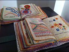 http://millionlittlestitches.blogspot.fr/2009/11/how-i-make-my-fiber-books.html