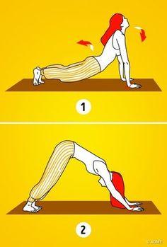 5 тибетских упражнений, чтобы проработать все мышцы за 10 минут