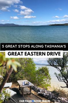Check out our guide covering 5 awesome stops to make along Tasmania's Great Eastern Drive. From beautiful beaches to lovely wineries, you're sure to have a great time on this iconic Australian road trip! Australian Road Trip, Jamaica Vacation, Worldwide Travel, Fishing Villages, Wineries, Tasmania, Australia Travel, Beautiful Beaches, Beautiful Landscapes