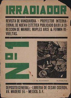 UbuWeb Historical - Irradiador: revista de vanguardia, 1–3 (1923)
