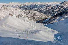 Station de ski du Val d'Allos Alpes du sud #pistesdeski #alpes www.valdallos.com  Photo office de tourisme du Val d'Allos R Palomba