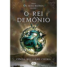 Livro - O Rei Demônio - Coleção Sete Reinos - Vol.1