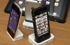 iphone ipad apple dock